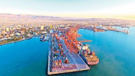 Mersin'in ticaret kapasitesi artıyor
