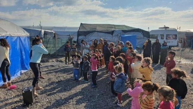 Mersin Büyükşehir'de çocuklar için 'Bir tutam mutluluk' projesi