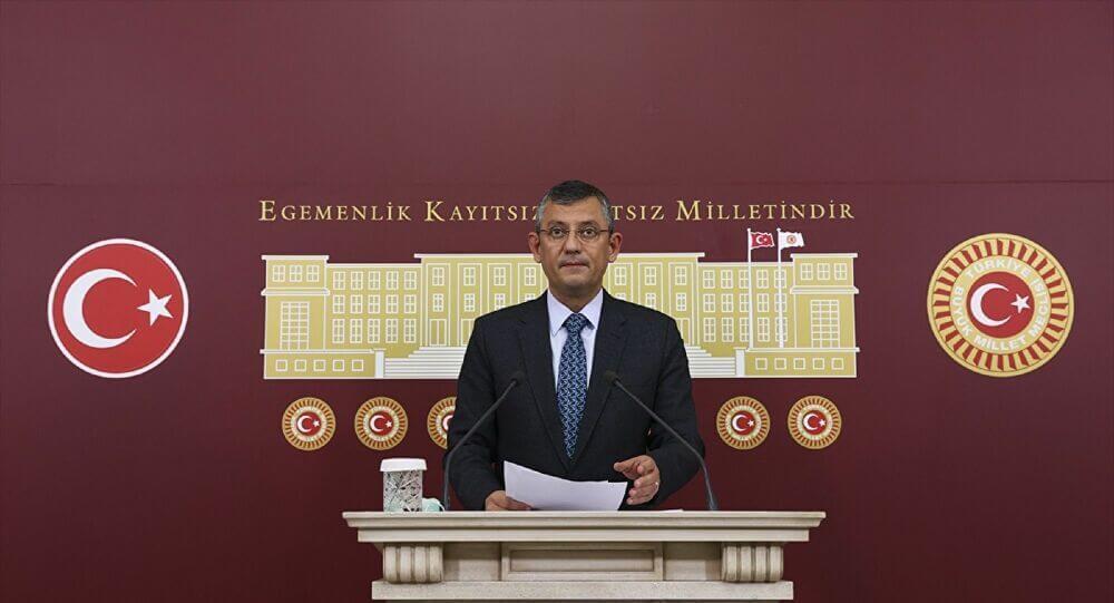 CHP Grup Başkanvekili Özel Meclisin gücü, kudreti her şeye yeter