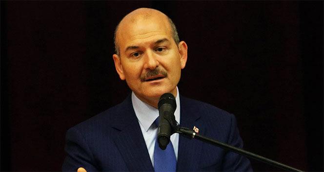 İçişleri Bakanı Soylu: 'Faruk Fatih Özer'i tanımıyorum'