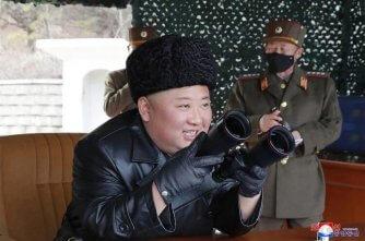 Kim Jong-un bakanını idam etti!