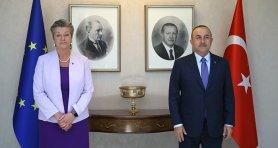 Dışişleri Bakanı Çavuşoğlu: 'AB'den somut adımlar bekliyoruz'