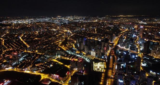 Işık kirliliği uyarısı: Yılda 1 milyar TL'lik enerji israf oluyor