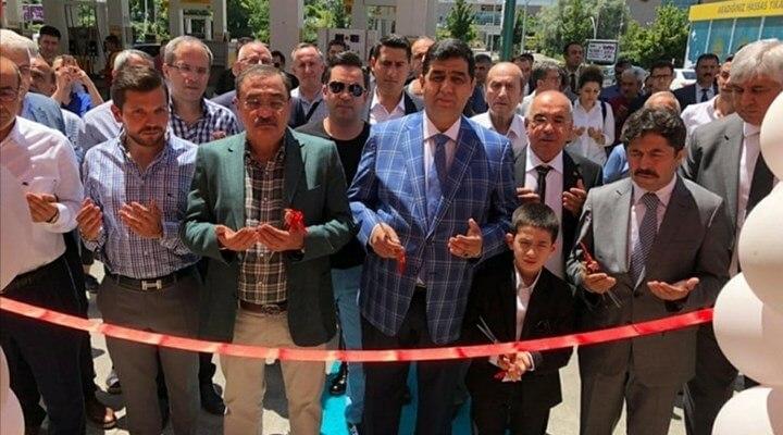 """CHP'li Taşcıer: """" TOGO Kuleleri Ortakları Ve Esat Toklu Bir Açılışta Yine Beraber"""