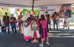 Mersin Büyükşehir, 30 Ağustos'u Özel Çocuklarla Kutladı