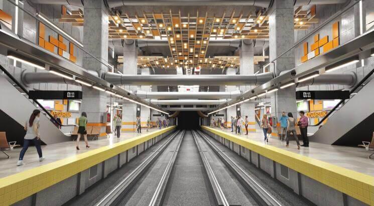 Mersin Metrosu İhalesinin Kazananı Belli Oldu