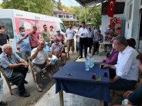 Mersin CHP İl Başkanlığından Çamlıyayla Çıkarması