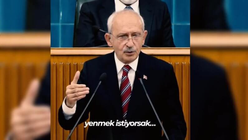 """Kemal Kılıçdaroğlu: """"Yoksulluğun zıttı zenginlik değil, yoksulluğun zıttı adaletmiş"""""""