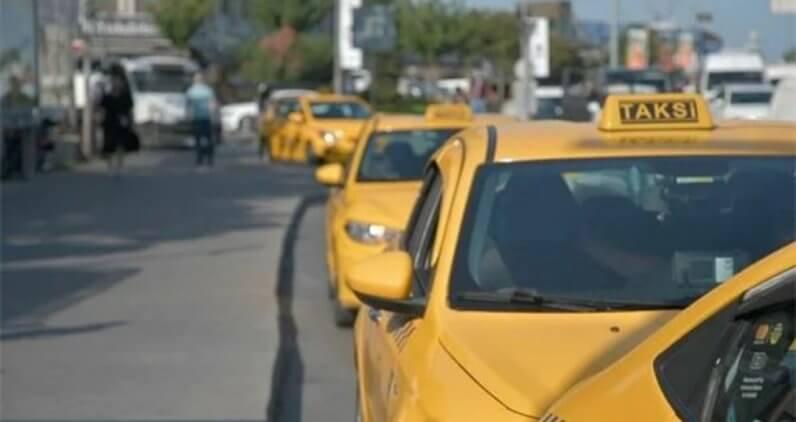 İBB'den 'yolcu seçen taksiciler' açıklaması: Ticari araç kullanım belgeleri iptal edildi